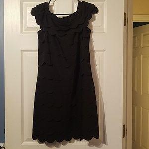 Whbm little black dress